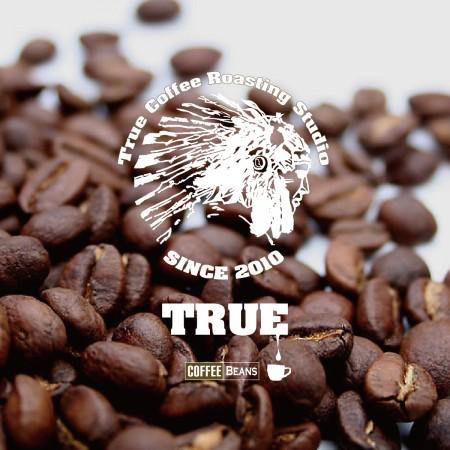 [批發包2.5磅]TRUE COFFEE 義式中深焙咖啡豆-True blend
